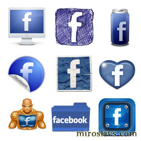 Свежие новости Facebook, Facebook иконки и ...: miroslavs.com/v-mire/facebook-teryaet-populyarnost-ikonki-facebook...