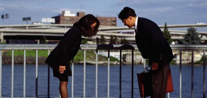 Японские традиции на рабочем месте
